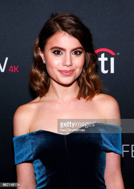 Actress Sami Gayle attends PaleyFest NY 2017 'Blue Bloods' at The Paley Center for Media on October 16 2017 in New York City