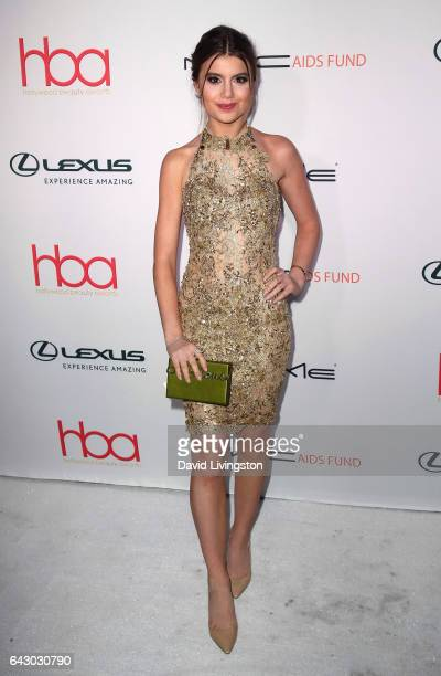 Actress Sami Gayle attends the 3rd Annual Hollywood Beauty Awards at Avalon Hollywood on February 19 2017 in Los Angeles California