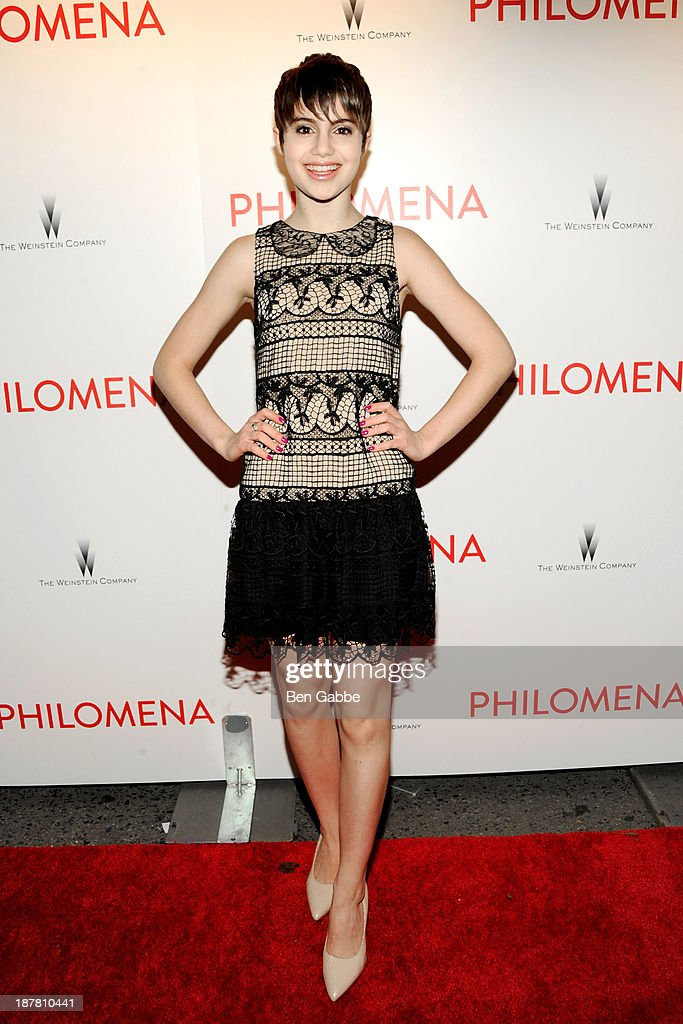 """Premiere Of """"Philomena"""" Hosted By The Weinstein Company"""