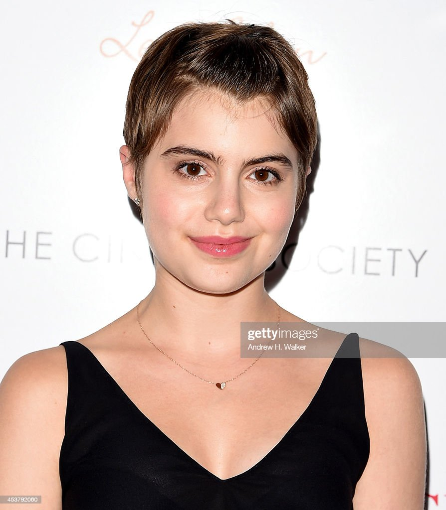 Actress <a gi-track='captionPersonalityLinkClicked' href=/galleries/search?phrase=Sami+Gayle&family=editorial&specificpeople=5053940 ng-click='$event.stopPropagation()'>Sami Gayle</a> attends the Sony Pictures Classics with The Cinema Society & Grey Goose screening of 'Love is Strange' at Tribeca Grand Hotel on August 18, 2014 in New York City.