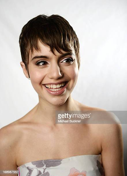 Actress Sami Gayle poses for a portrait at the Variety Studio at the 66th Annual Cannes Film Festival at Chivas House on May 18 2013 in Cannes France