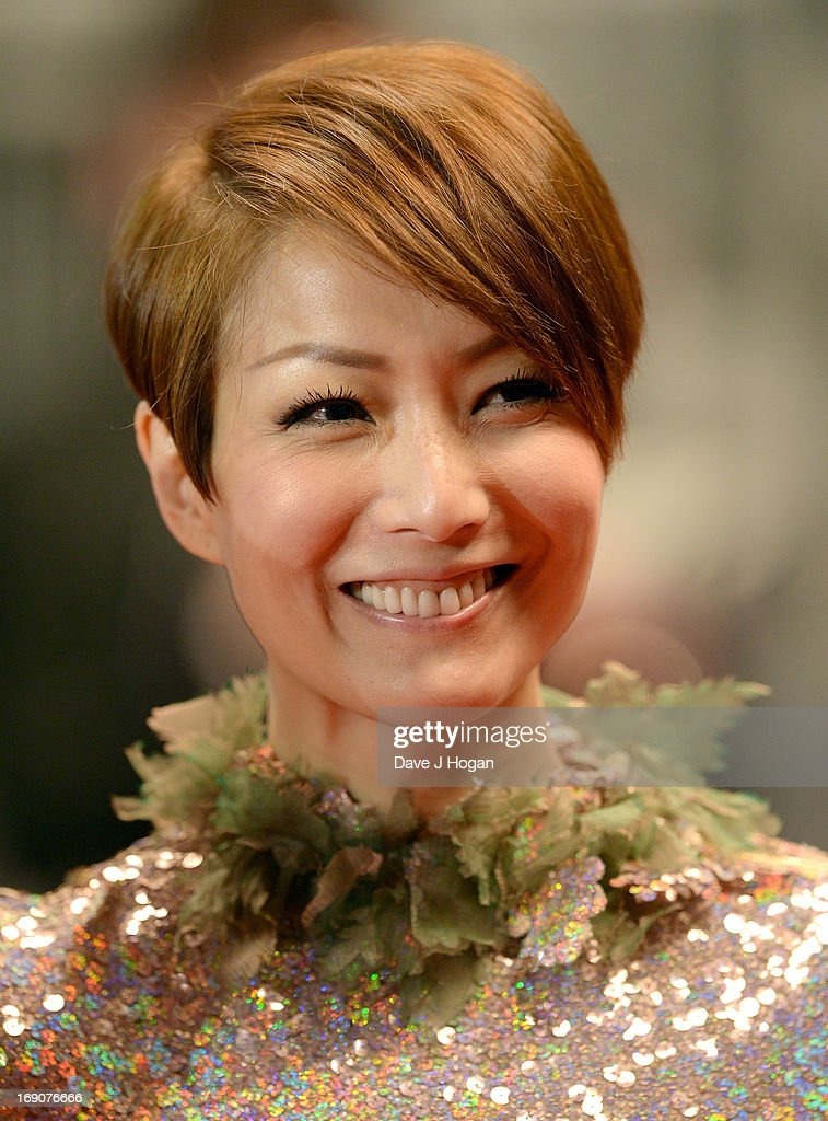 Actress Sammi Cheng attend the 'Blind Detective' Premiere during the 66th Annual Cannes Film Festival at the Palais des Festivals on May 19, 2013 in Cannes, France.