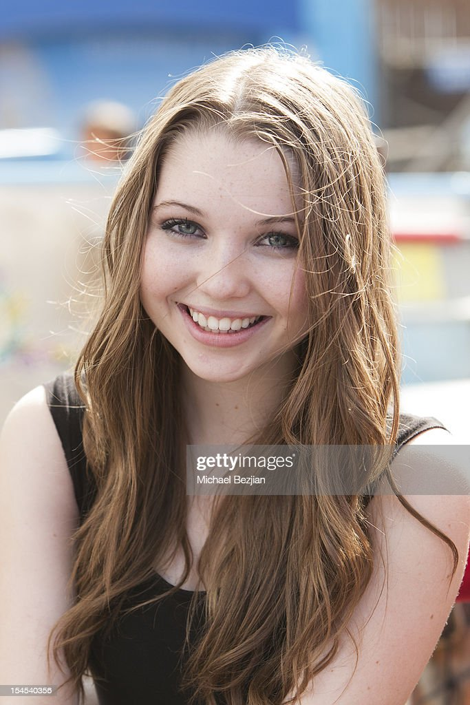 Actress <a gi-track='captionPersonalityLinkClicked' href=/galleries/search?phrase=Sammi+Hanratty&family=editorial&specificpeople=4196853 ng-click='$event.stopPropagation()'>Sammi Hanratty</a> attends Mattel Party On The Pier Benefiting Mattel Children's Hospital UCLA - Inside at Pacific Park at Santa Monica Pier on October 21, 2012 in Santa Monica, California.