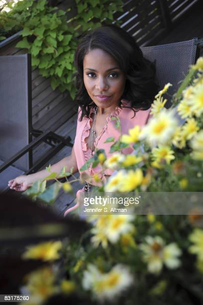 Actress Sanaa Latham is photographed in New York for the Los Angeles Times