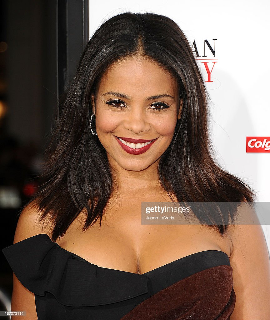 Actress <a gi-track='captionPersonalityLinkClicked' href=/galleries/search?phrase=Sanaa+Lathan&family=editorial&specificpeople=236021 ng-click='$event.stopPropagation()'>Sanaa Lathan</a> attends the premiere of 'The Best Man Holiday' at TCL Chinese Theatre on November 5, 2013 in Hollywood, California.