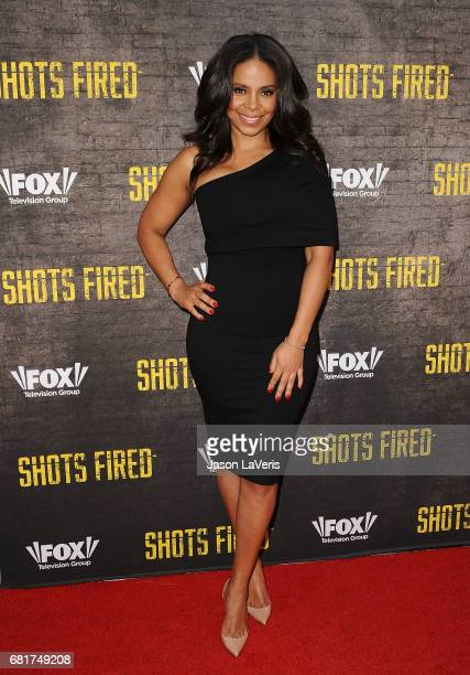 Actress Sanaa Lathan attends the 'Shots Fired' FYC event at Saban Media Center on May 10 2017 in North Hollywood California