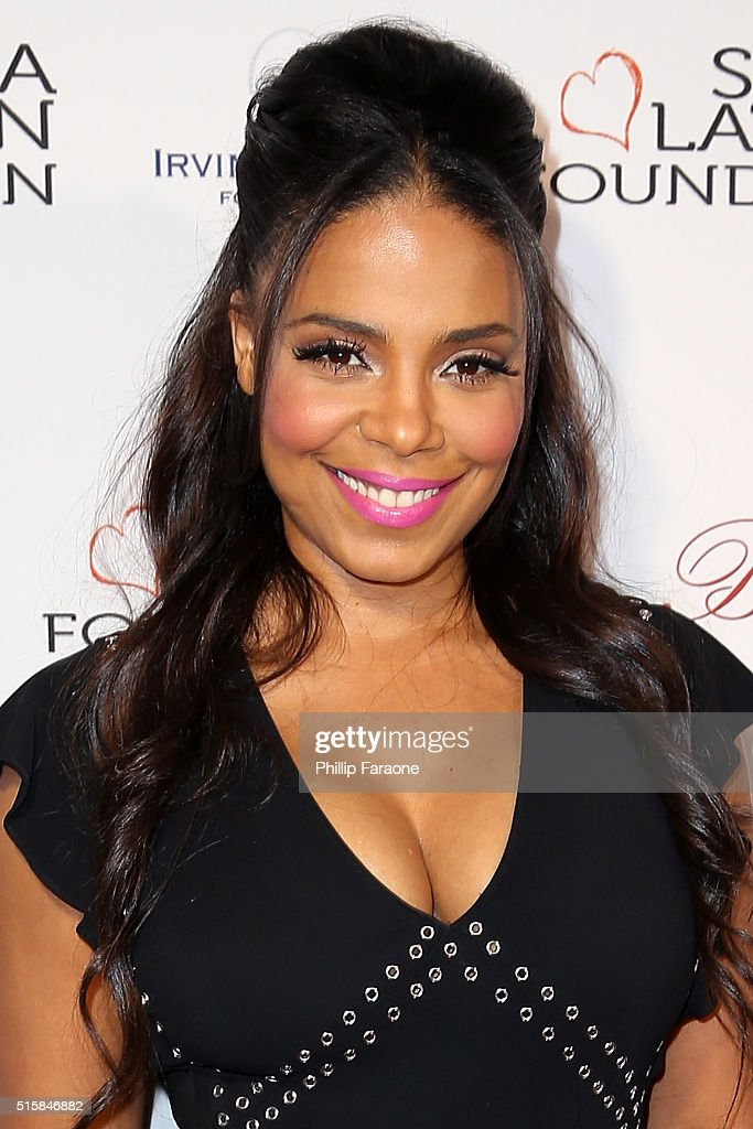 Sanaa Lathan Hosts Event At Beso Getty Images