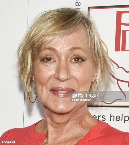 Actress Sandahl Bergman attends the 30th Annual Gypsy Awards Luncheon at The Beverly Hilton Hotel on April 23 2017 in Beverly Hills California