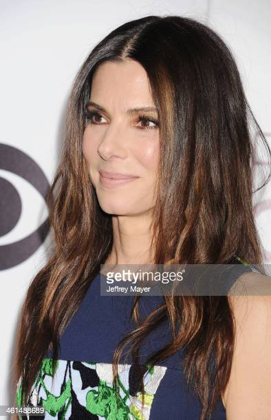 Actress Sandra Bullock attends The 40th Annual People's Choice Awards at Nokia Theatre LA Live on January 8 2014 in Los Angeles California