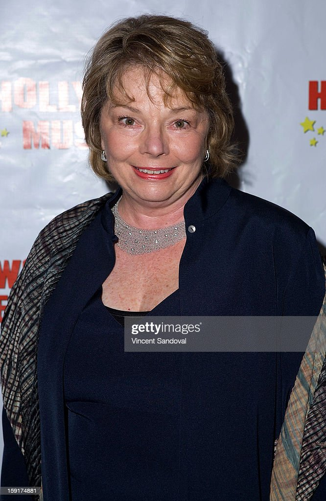 Actress Sandra Descher attends The Hollywood Museum's 'Loretta Young: Hollywood Legend' exhibit opening party at The Hollywood Museum on January 8, 2013 in Hollywood, California.