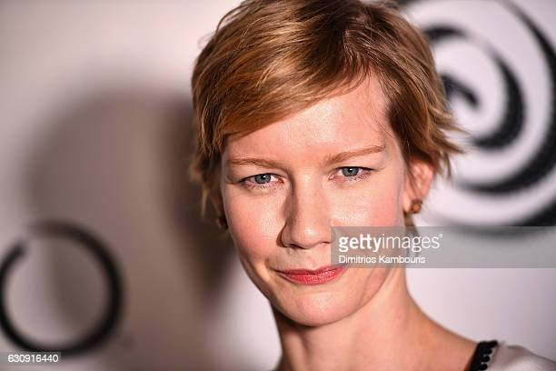 Actress Sandra Huller attends the 2016 New York Film Critics Circle Awards on January 3 2017 in New York City