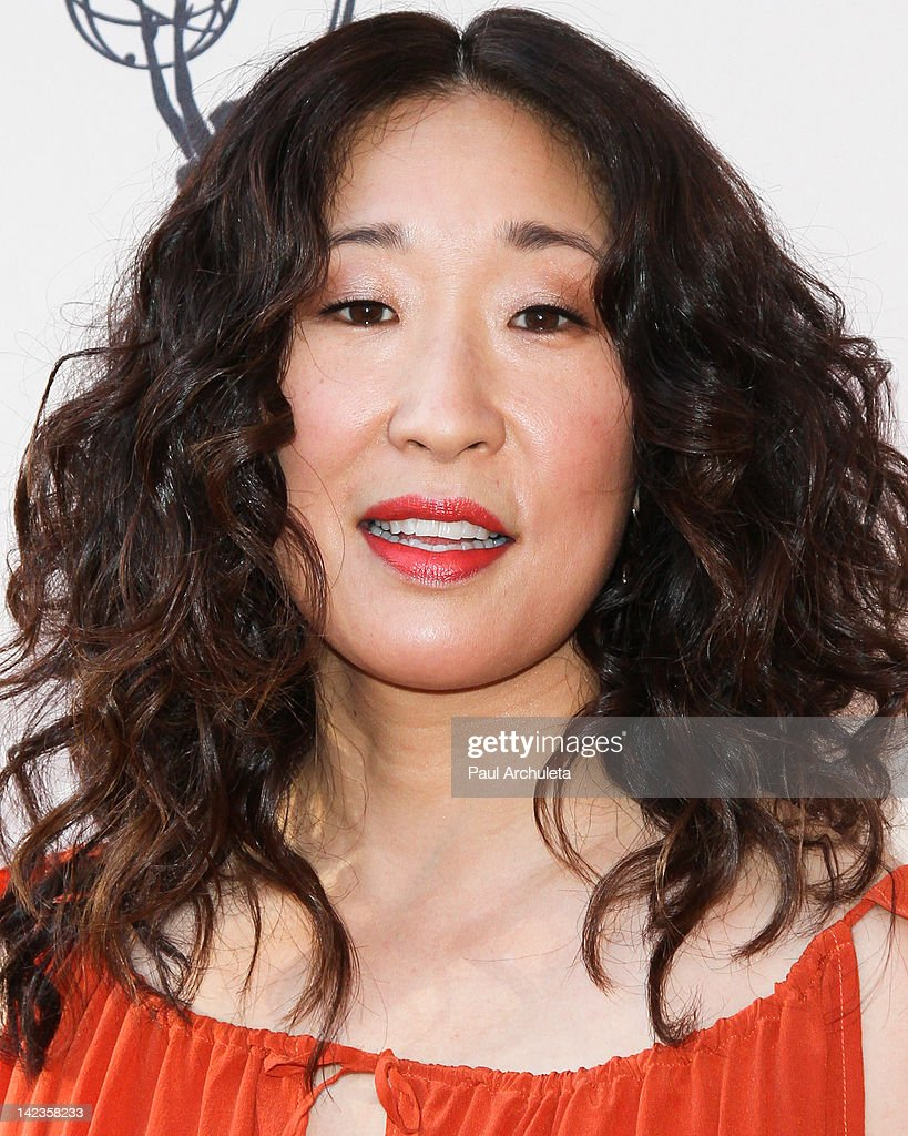 Actress Sandra Oh attends the Academy Of Television Arts & Sciences presentation of 'Welcome To ShondaLand: An Evening With Shonda Rhimes & Friends' at the Leonard H. Goldenson Theatre on April 2, 2012 in North Hollywood, California.