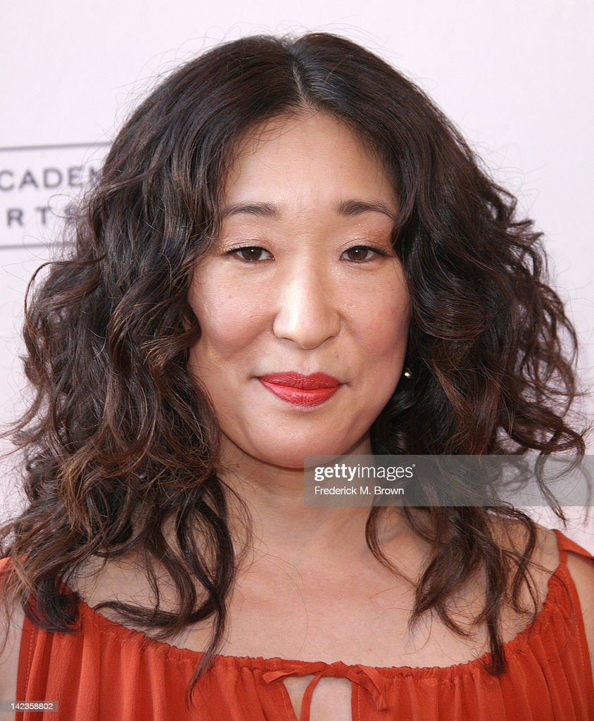 Actress Sandra Oh attends The Academy of Television Arts & Sciences Presents 'Welcome To ShondaLand: An Evening With Shonda Rhimes & Friends' at the Leonard H. Goldenson Theatre on April 2, 2012 in North Hollywood, California.