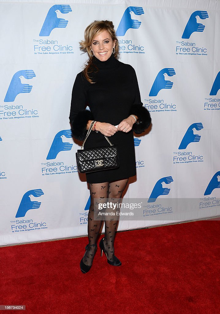 Actress Sandra Taylor arrives at the Saban Free Clinic's 36th Annual Dinner Gala at The Beverly Hilton Hotel on November 19, 2012 in Beverly Hills, California.