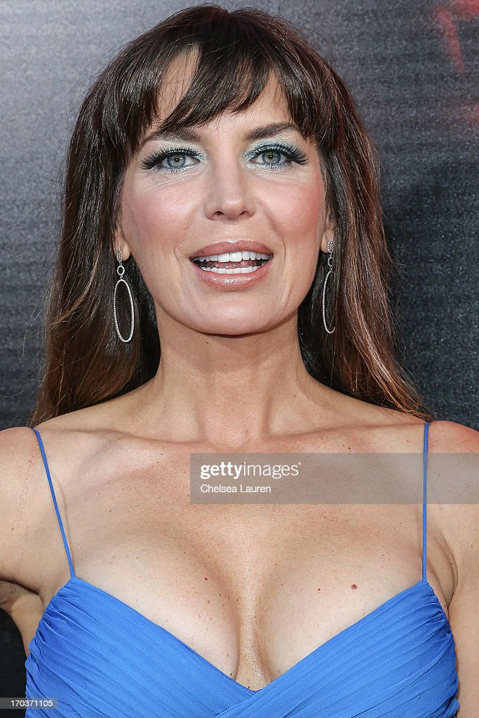 Actress Sandra Vidal arrives at HBO's 'True Blood' season 6 premiere at ArcLight Cinemas Cinerama Dome on June 11, 2013 in Hollywood, California.