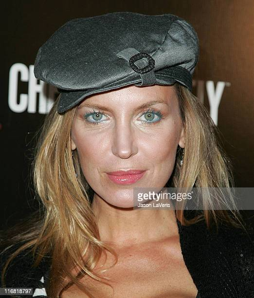 Actress Sandra Vidal attends the Chelsea Handler Book Party at CoCo de Ville on April 30 2008 in West Hollywood California
