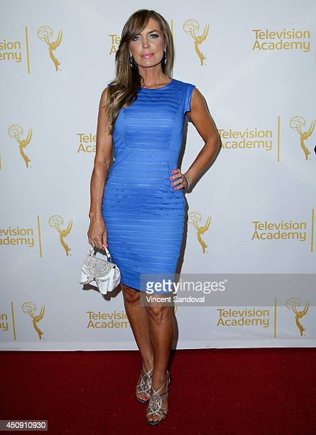 Actress Sandra Vidal attends the Television Academy Daytime Emmy Nominee reception at The London West Hollywood on June 19 2014 in West Hollywood...