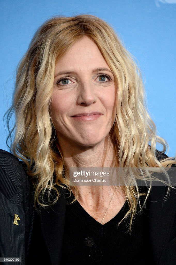 Actress <a gi-track='captionPersonalityLinkClicked' href=/galleries/search?phrase=Sandrine+Kiberlain&family=editorial&specificpeople=832890 ng-click='$event.stopPropagation()'>Sandrine Kiberlain</a> attends the 'Being 17' (Quand on a 17 ans) photo call during the 66th Berlinale International Film Festival Berlin at Grand Hyatt Hotel on February 14, 2016 in Berlin, Germany.