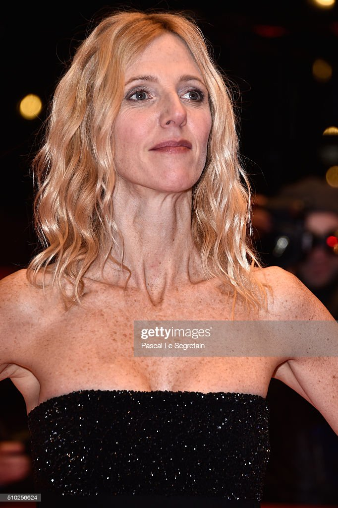 Actress <a gi-track='captionPersonalityLinkClicked' href=/galleries/search?phrase=Sandrine+Kiberlain&family=editorial&specificpeople=832890 ng-click='$event.stopPropagation()'>Sandrine Kiberlain</a> attends the 'Being 17' (Quand on a 17 ans) premiere during the 66th Berlinale International Film Festival Berlin at Berlinale Palace on February 14, 2016 in Berlin, Germany.