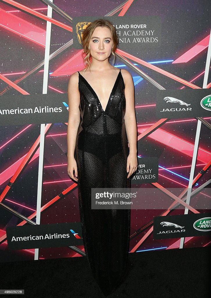 2015 Jaguar Land Rover British Academy Britannia Awards Presented by American Airlines - Arrivals