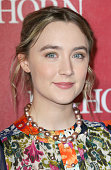 Actress Saoirse Ronan attends the 27th Annual Palm Springs International Film Festival Awards Gala at the Palm Springs Convention Center on January 2...