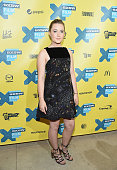 Actress Saoirse Ronan attends the 'Lost River' premiere during the 2015 SXSW Music Film Interactive Festival at Topfer Theatre at ZACH on March 14...