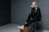 Actress Saoirse Ronan is photographed at the Toronto Film Festival on September 10 2013 in Toronto Ontario