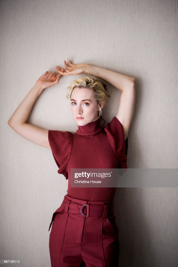 Greta Gerwig and Saoirse Ronan, Los Angeles Times, December 4, 2017