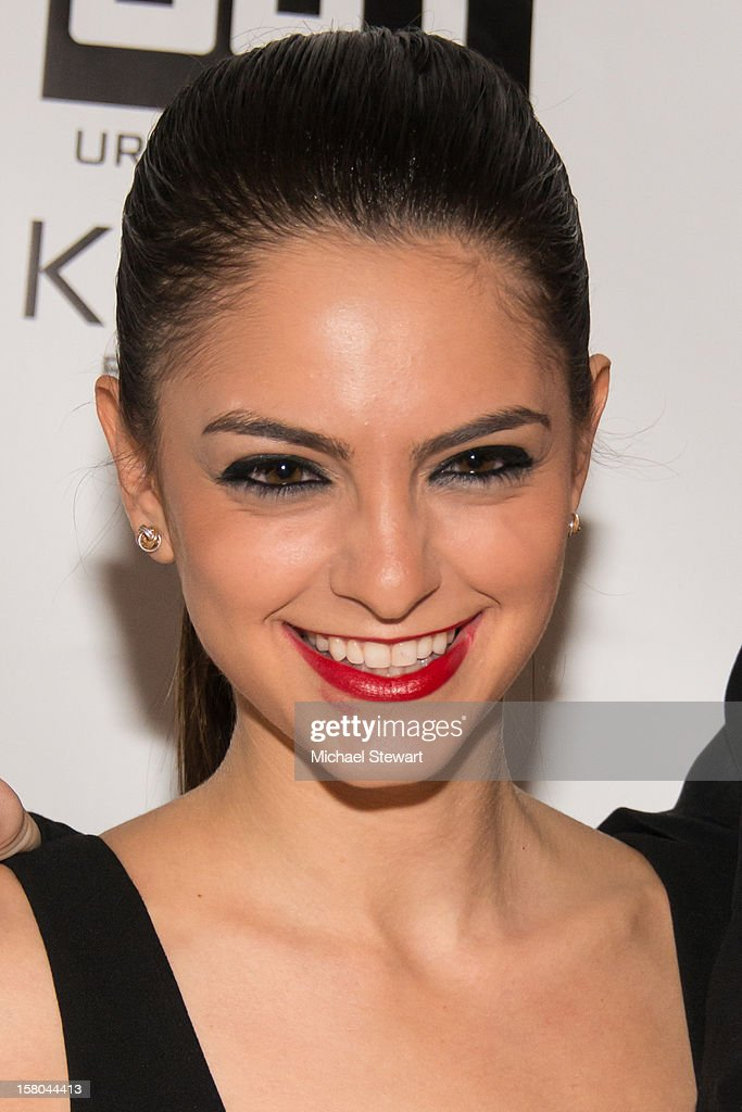 Actress Sara Kapner attends 'BARE The Musical' Opening Night After Party at Out Hotel on December 9, 2012 in New York City.