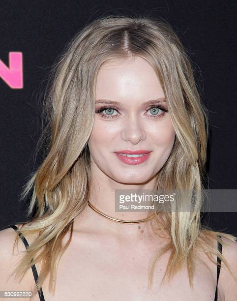 Actress Sara Paxton arrives at the Premiere of Pantelion Films' 'Sundown' at ArcLight Hollywood on May 11 2016 in Hollywood California