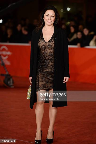 Actress Sara Ricci attends the Award Ceremony Red Carpet during The 8th Rome Film Festival on November 16 2013 in Rome Italy