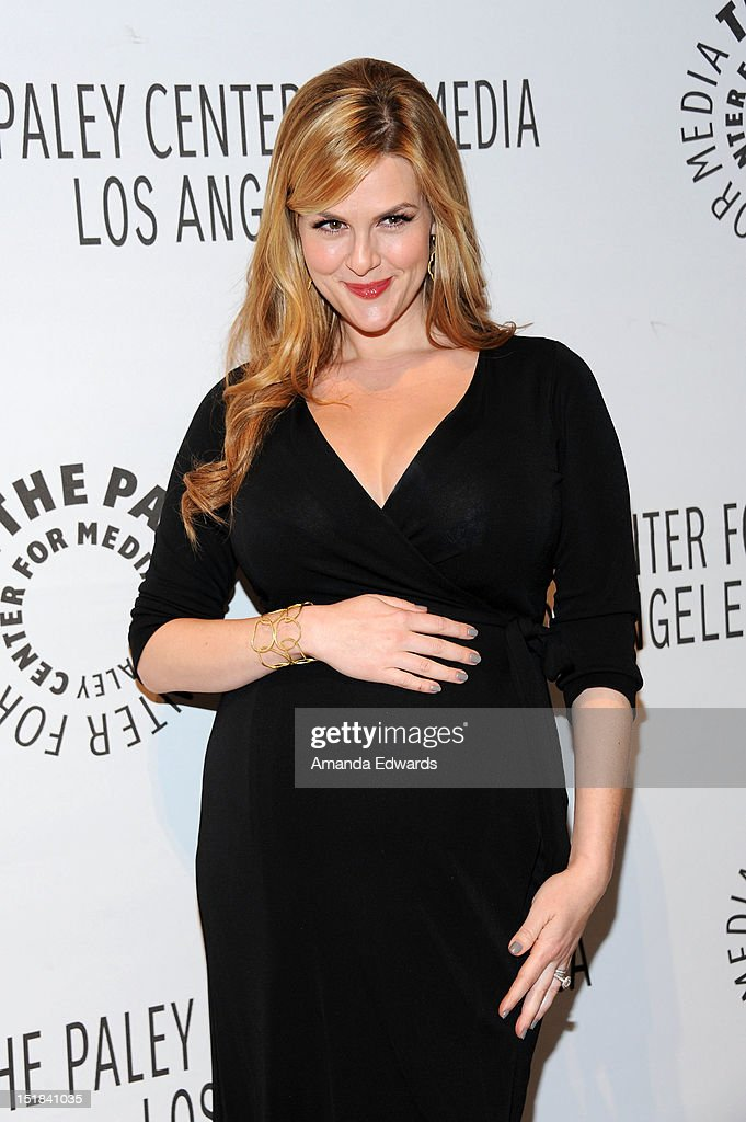 Actress Sara Rue arrives at the 2012 PayleyFest : Fall TV Preview Party -ABC at The Paley Center for Media on September 11, 2012 in Beverly Hills, California.