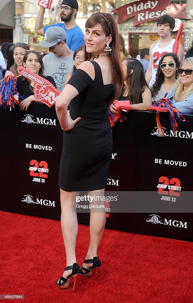 """22 Jump Street""  - Los Angeles Premiere - Arrivals"