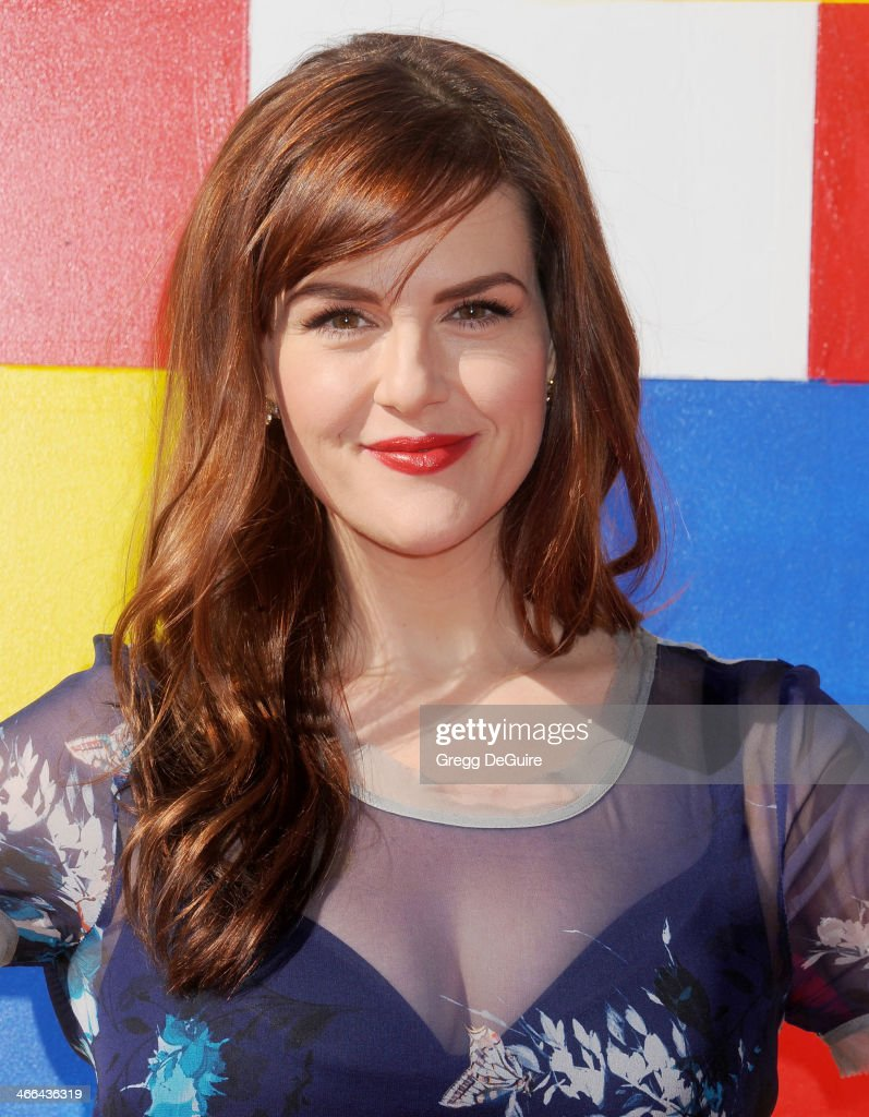 """The Lego Movie"" - Los Angeles Premiere - Arrivals"