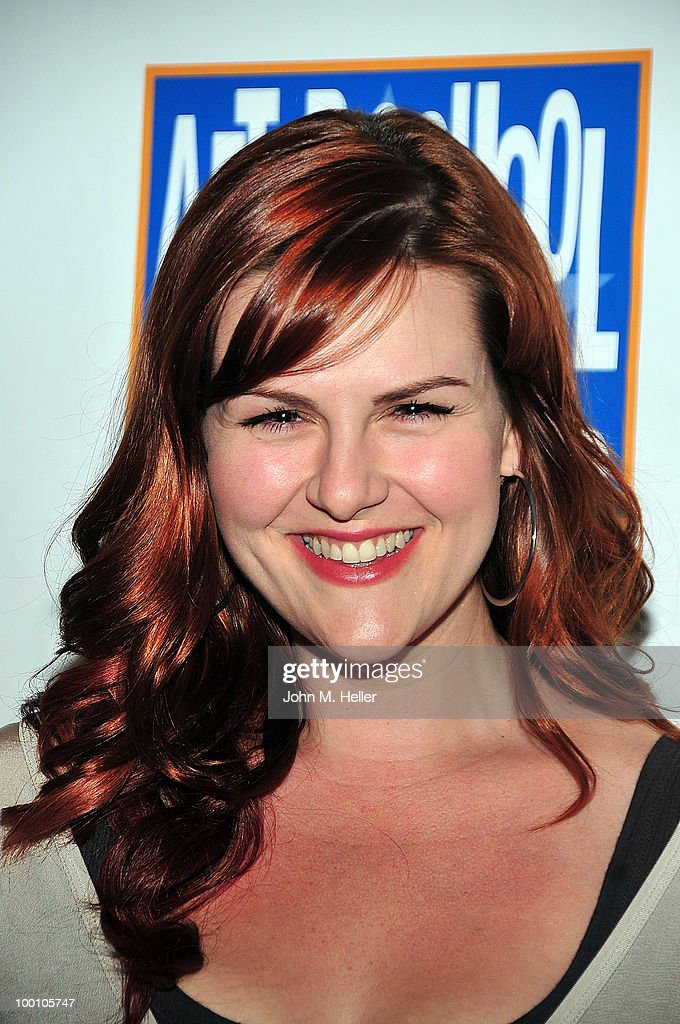Actress Sara Rue attends poker pro Annie Duke's poker tournament to benefit After-School All Stars at the Commerce Casino on May 20, 2010 in Commerce, California.
