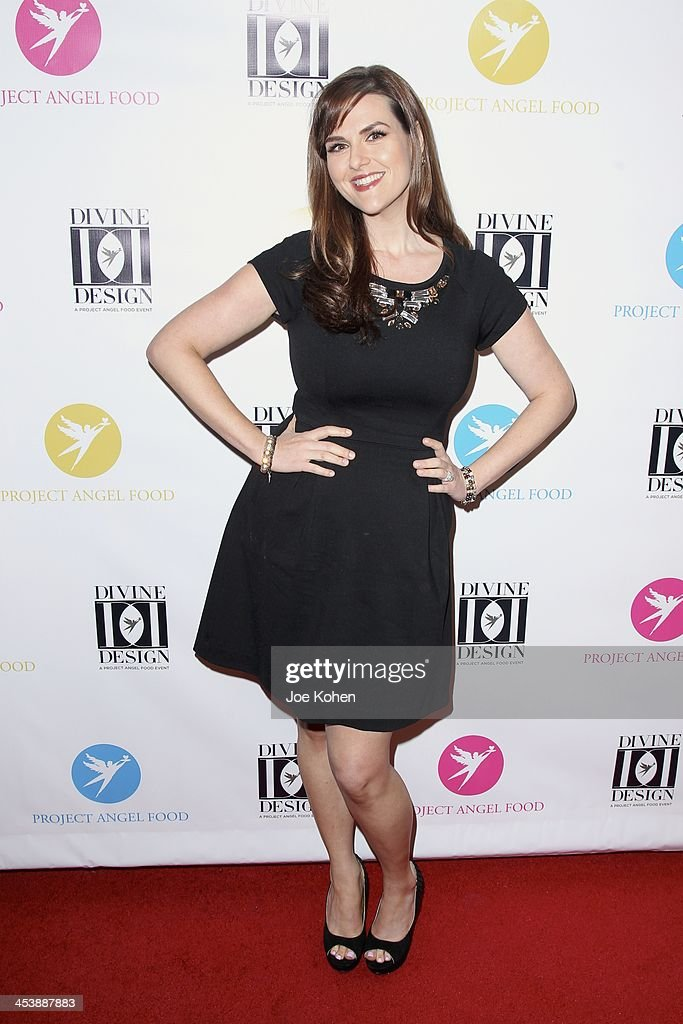 Actress Sara Rue attends the Opening Night Party For Divine Design 2013 on December 5, 2013 in Beverly Hills, California.