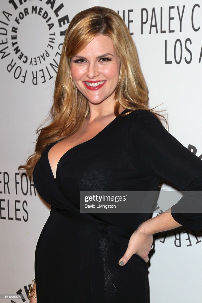 Actress <a gi-track='captionPersonalityLinkClicked' href=/galleries/search?phrase=Sara+Rue&family=editorial&specificpeople=203287 ng-click='$event.stopPropagation()'>Sara Rue</a> attends The Paley Center for Media's 2012 PaleyFest: Fall TV Preview Party for ABC at The Paley Center for Media on September 11, 2012 in Beverly Hills, California.