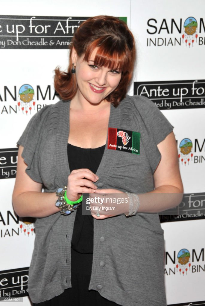 Second Annual Ante Up For Africa Poker Tournament - Arrivals