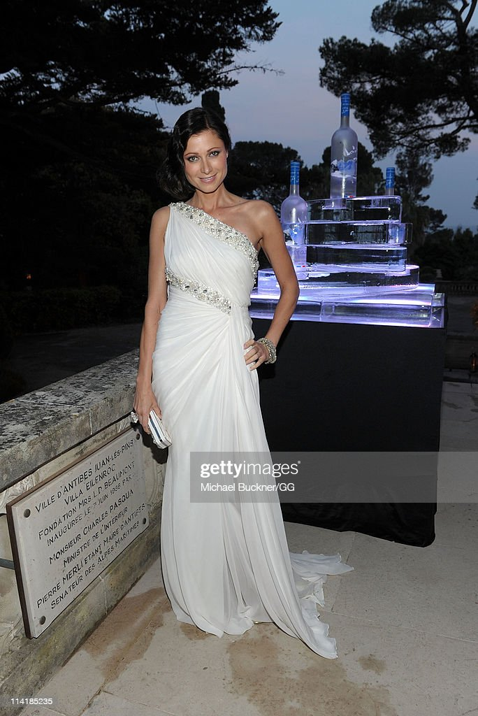 Actress Sarah Ann Schultz attends the CAA Party with Grey Goose at Soho House Cannes in celebration of the 64th Annual Cannes Film Festival at Villa Eilenroc on May 14, 2011 in Cannes, France.
