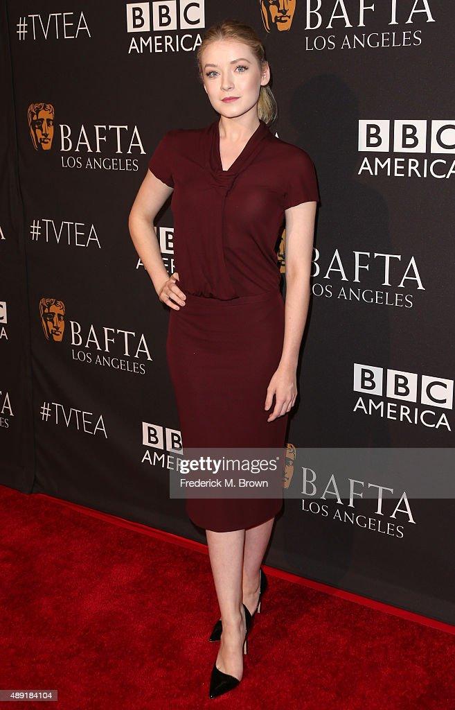 2015 BAFTA Los Angeles TV Tea - Arrivals