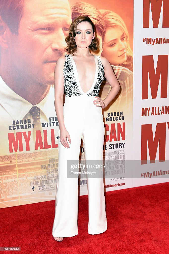 """Premiere Of Clarius Entertainment's """"My All American"""" - Red Carpet"""