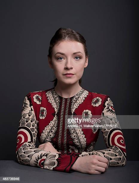 Actress Sarah Bolger is photographed for Variety at the Tribeca Film Festival on April 17 2015 in New York City