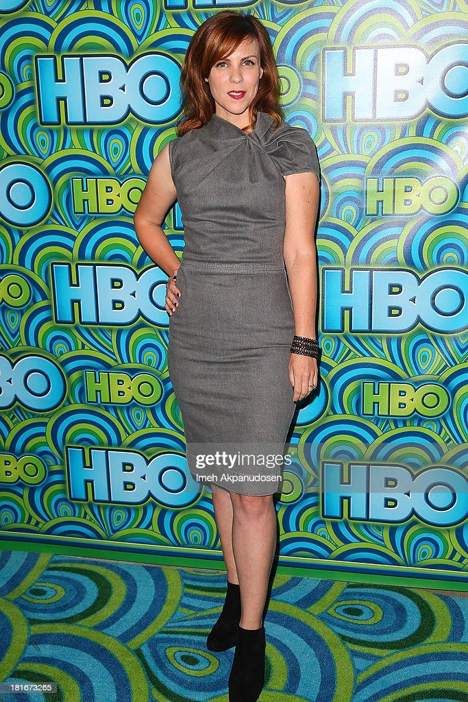HBO's Annual Primetime Emmy Awards Post Award Reception - Arrivals