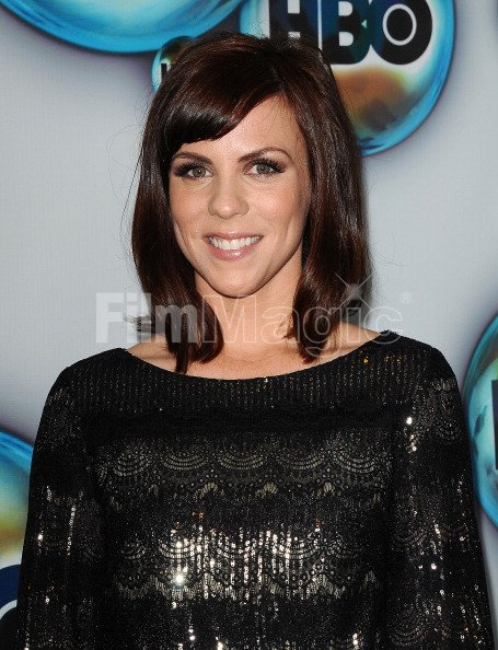 Actress Sarah Burns Attends Hbos Post Golden Globe Party At Circa 55 Filmmagic 137258125