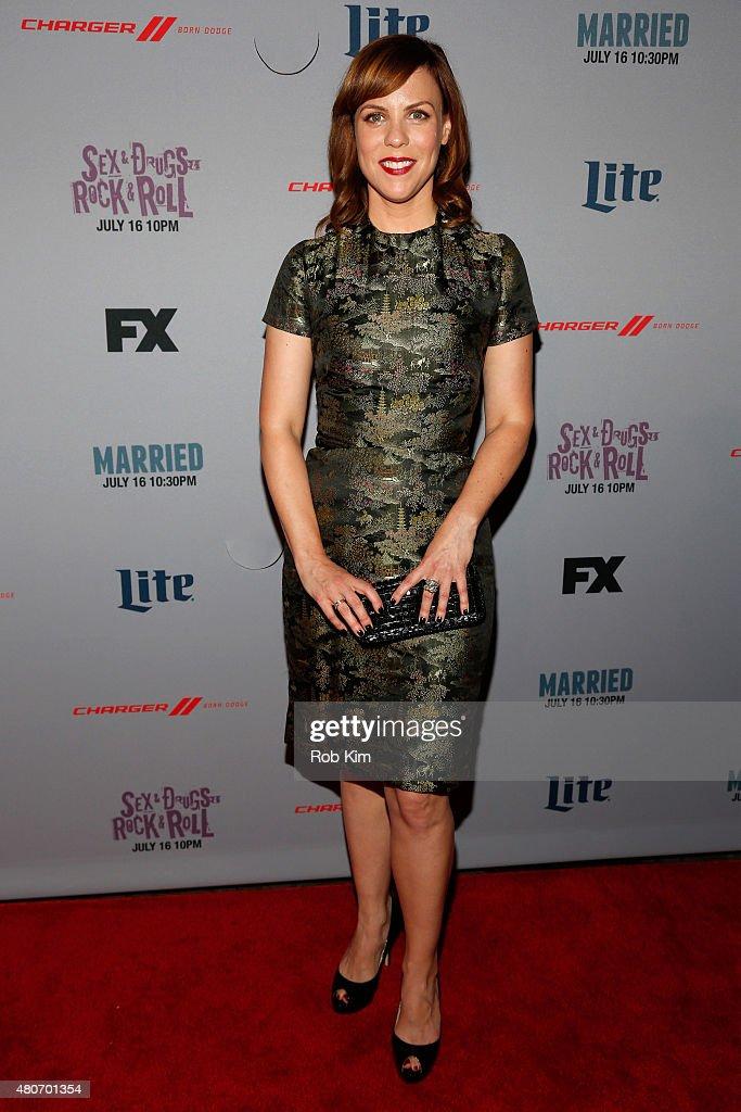 """Married"" New York Series Premiere"