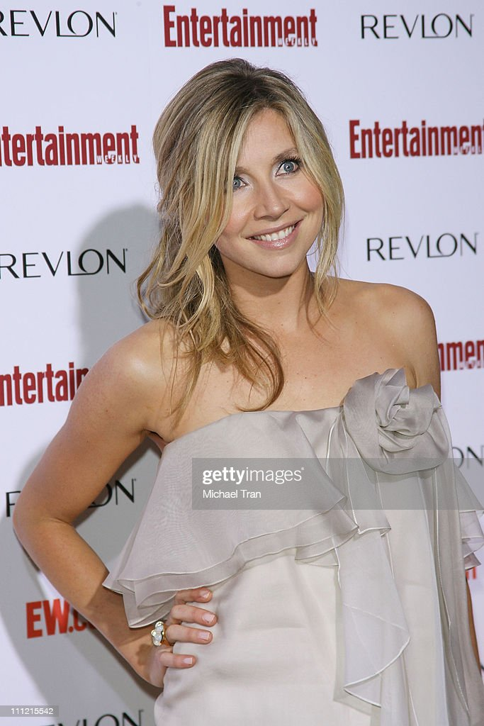 Actress Sarah Chalke arrives at the Entertainment Weekly's 5th Annual PreEmmy Party at Opera and Crimson on September 15 2007 in Hollywood California