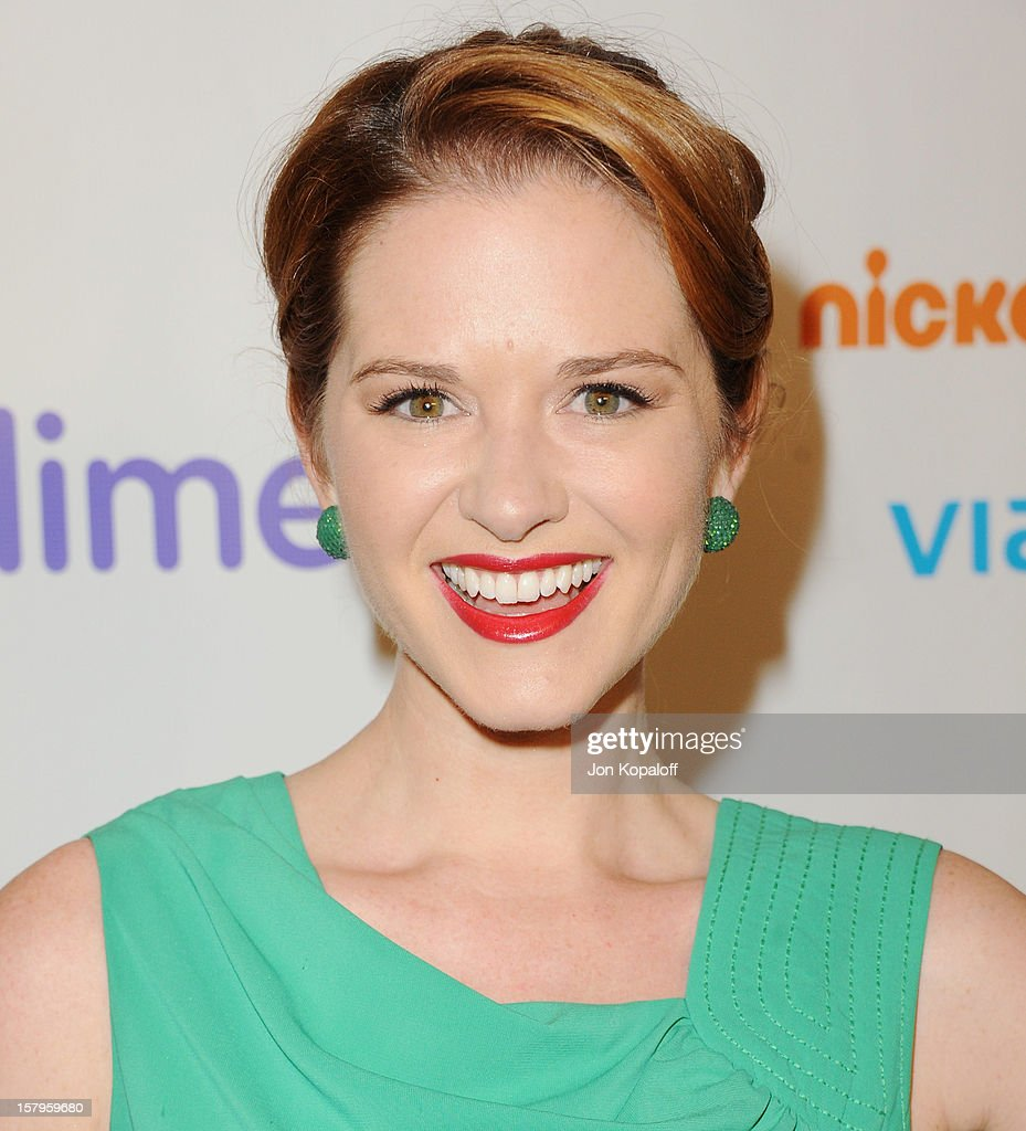 Actress Sarah Drew arrives at the March Of Dimes Celebration Of Babies Luncheon at Beverly Hills Hotel on December 7, 2012 in Beverly Hills, California.