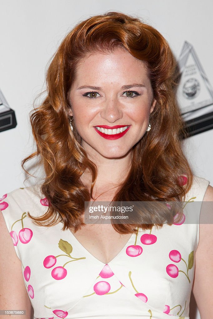 Actress Sarah Drew attends The 2012 Media Access Awards on October 10, 2012 in Beverly Hills, California.