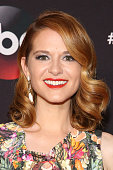 Actress Sarah Drew attends the 2015 ABC NY Upfront Presentation at Avery Fisher Hall at Lincoln Center for the Performing Arts on May 12 2015 in New...