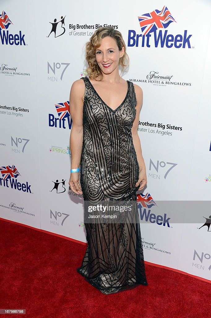 Actress Sarah Farooqui attends BritWeek Celebrates Downton Abbey at The Fairmont Miramar Hotel on May 3, 2013 in Santa Monica, California.